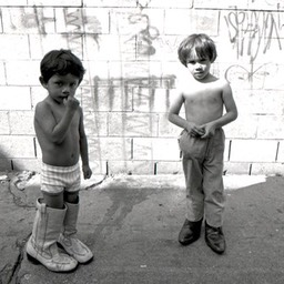 Homeless Children, 1984